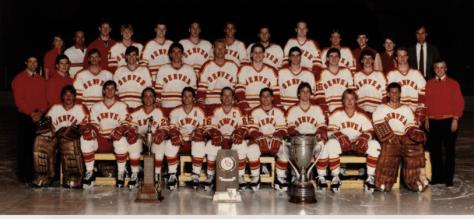 1985 86 team
