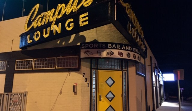 Campy Concept Next Step for Former Campus Lounge