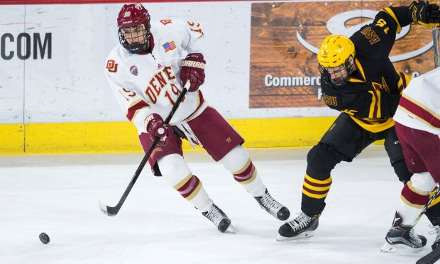 Denver Hockey Series Preview: Arizona State