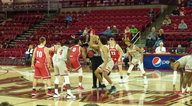 After Fast Start, Denver Stumbles to South Dakota, 93-87