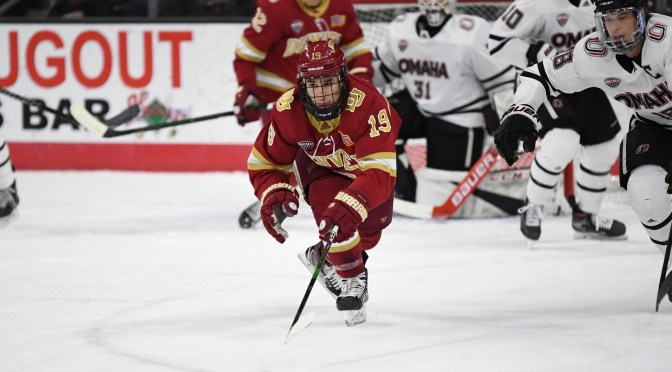 Weekend Recap: Denver Hockey comes home from Omaha with four of six points