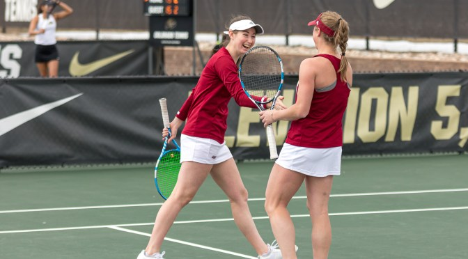 #34 Denver Women's Tennis Crushes Seattle and CU in Weekend Action