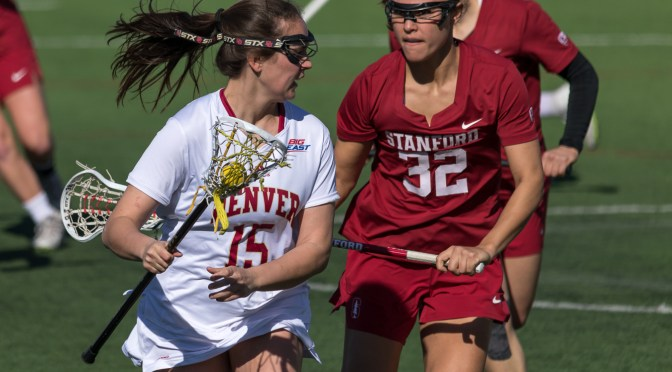 #10 Women's Lax Downs #20 Stanford in Home Opener, 17-13