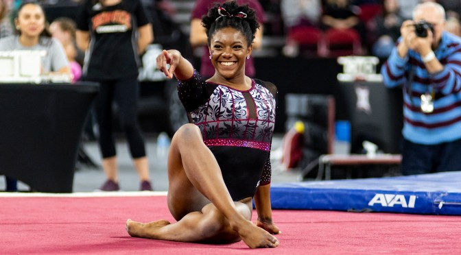 Denver Loses All-American Gymnast Lynnzee Brown for the Season