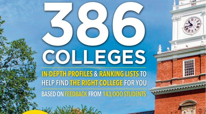 Students Tout DU in Newly Released Princeton Review