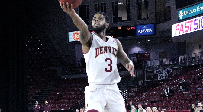 Denver Men's Basketball Picked to Finish 8th in Summit League