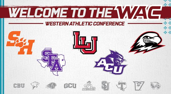 WAC Sparks Conference Alignment Changes