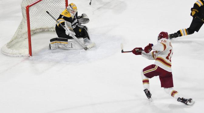 Pioneers Dominate Tigers In 4-0 Shutout to Clinch Second-Straight Gold Pan