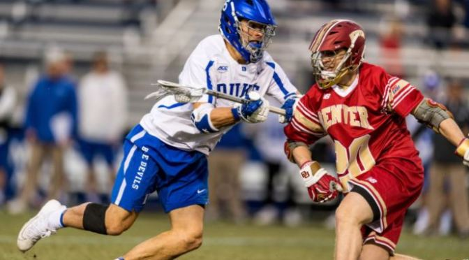 #7 Denver's Offense Goes Cold in Second Half as Pioneers Fall to #1 Duke