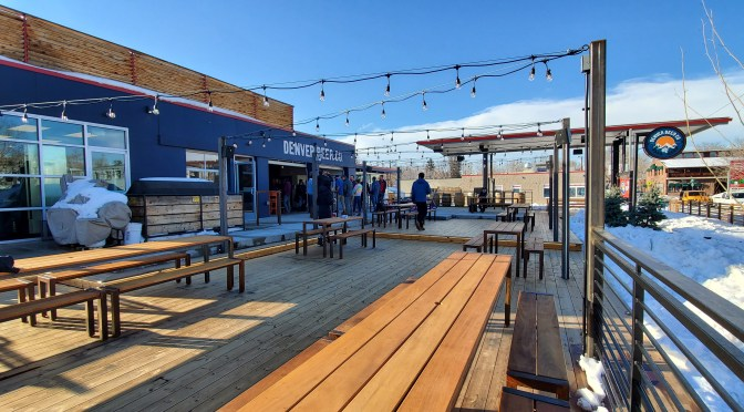 The World Around DU Just Got a Whole Lot Better – Denver Beer Co @ Downing Opening Wednesday