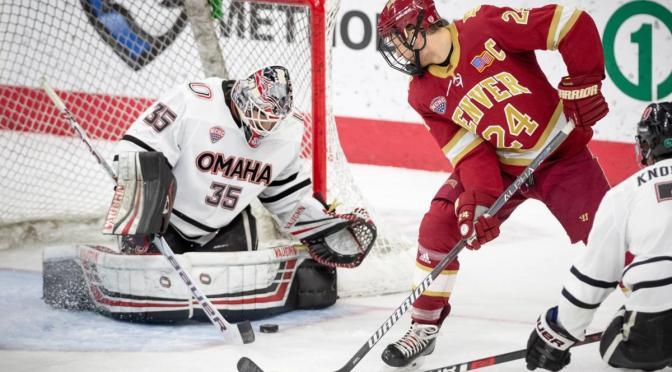 Pioneers to Skate Shorthanded at Frozen Faceoff Due to COVID