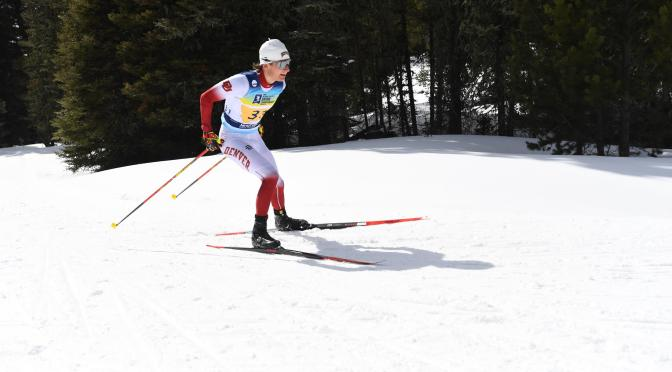 Denver Finishes Third at NCAA Skiing Championships