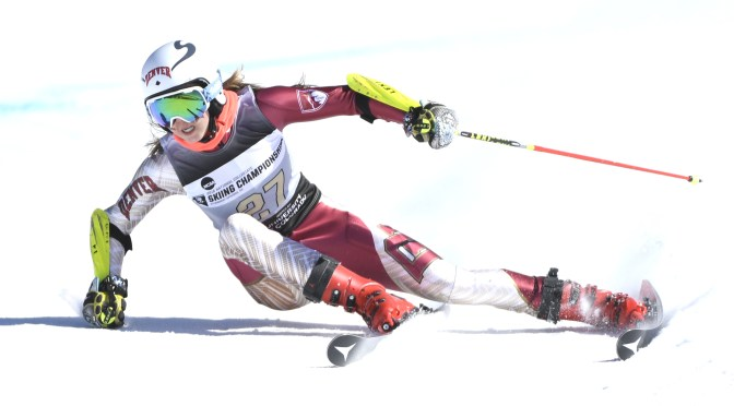 Day 3 – Amelia Smart Captures Slalom National Championship