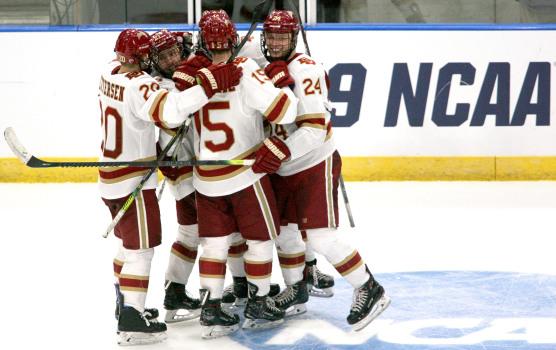 Making Denver Hockey's Case for the NCAA Tournament