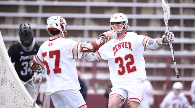 Pioneers Lead Wire to Wire, Dispatch Providence 14-5 to Advance to BIG EAST Championship