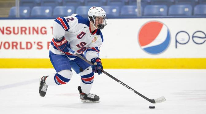 Four Future Pioneers Selected in First Three Rounds of 2021 NHL Draft
