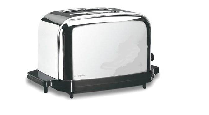 Toaster Gains Admittance to ASU