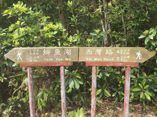 西灣亭>鹿湖郊遊徑>鯽魚湖