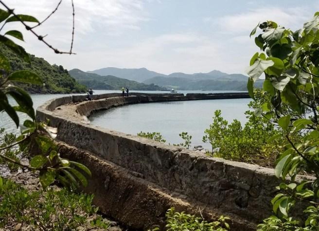 上窰>北潭涌自然教育徑>起子灣村>曝罟灣>上窰