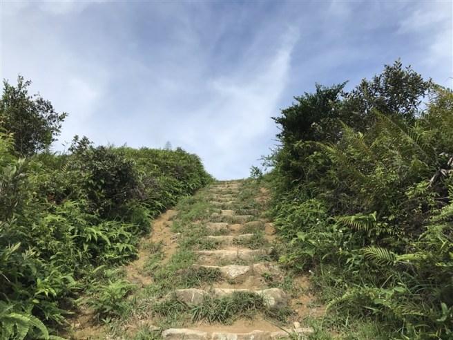 海下路>嶂上郊遊徑>嶂上>麥理浩徑第3段>牛耳石山>北潭凹