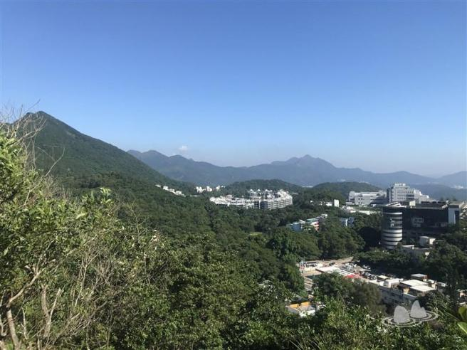 清水灣道>將軍澳徑>少女峰>鴨仔山>清水灣道