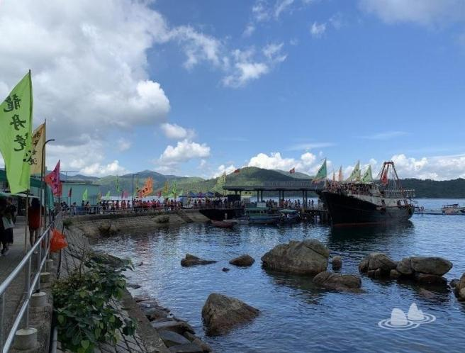 塔門碼頭>茅平山>塔門碼頭