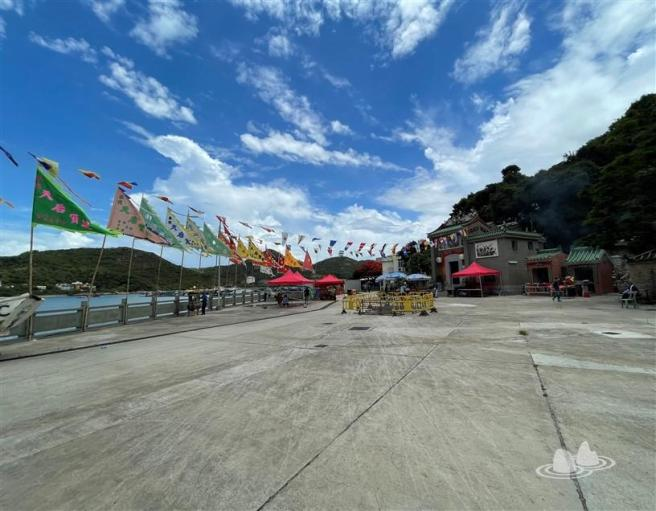 南丫島索罟灣碼頭>天后廟>菱角山>模達舊村>模達新村>索罟灣碼頭
