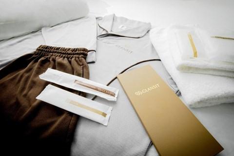 京都河原町格蘭斯特飯店盥洗用具