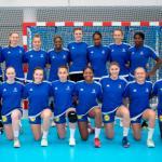 Cinq Dragonnes remportent la Femina Cup avec l'Équipe de France U20