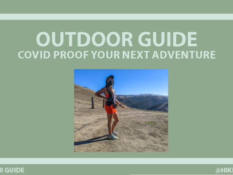 COVID19 Proof Your Adventure