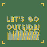 Let's Go Outside Logo