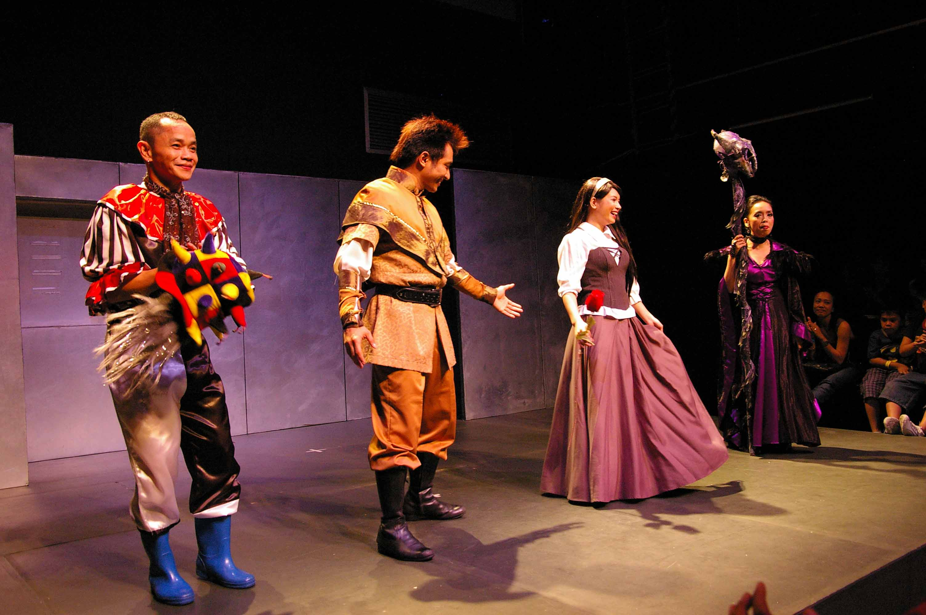 """curtain call for the """"sleeping beauty"""" excerpt at ccp"""