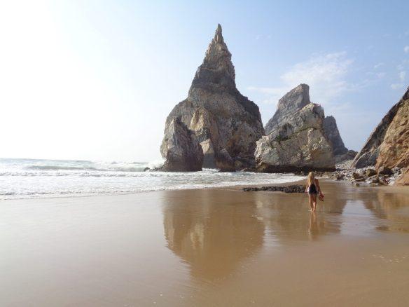 Praia da Ursa - Cabo de roca