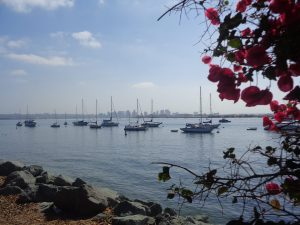 San Diego from Shelter Island