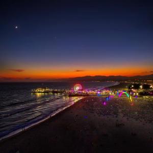 Twilight Concert - Santa Monica