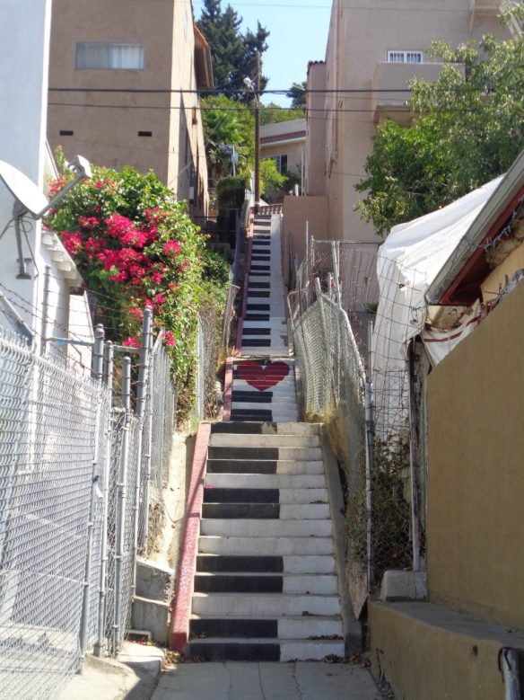 Tempo Stairs - Silver Lake