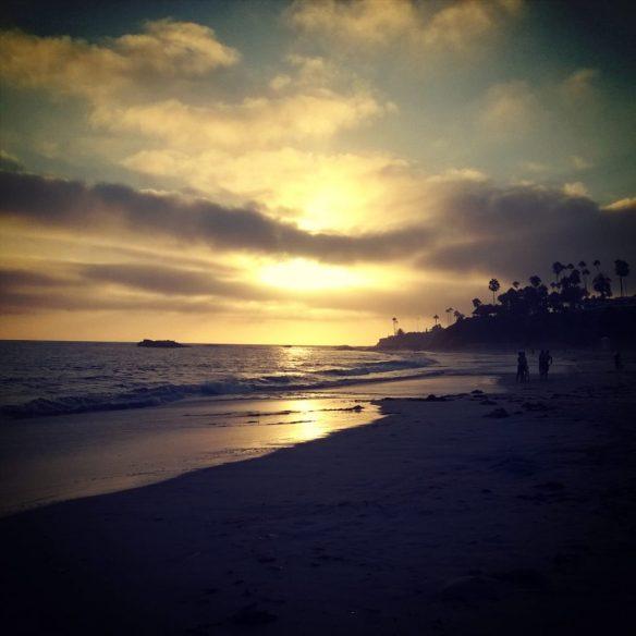 Sunset @ Laguna Beach