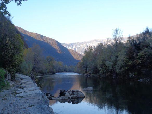Passeggiata lungo il Brenta