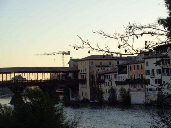 Ponte degli Alpini - Scorci