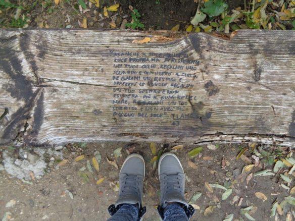 Marostica: il sentiero dei Carmini