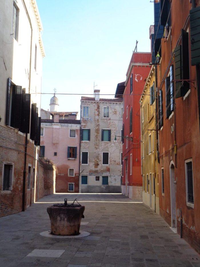 angoli colorati di Venezia