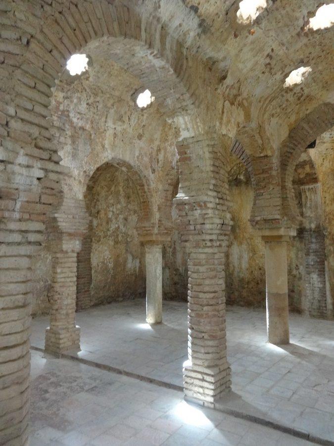 I bagni arabi di Ronda