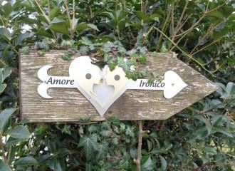 Sentiero dell'amore - Santa Caterina di Lusiana