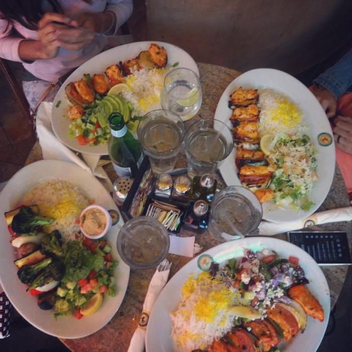Panini Cafe: kabob
