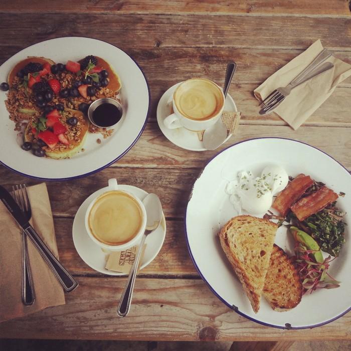 Dove mangiare a Los Angeles: Bondi Harvest