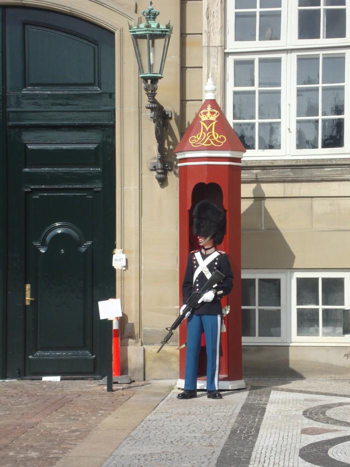 Guardia danese