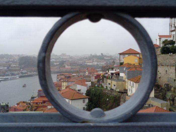 Porto dal Ponte de Dom Luis I