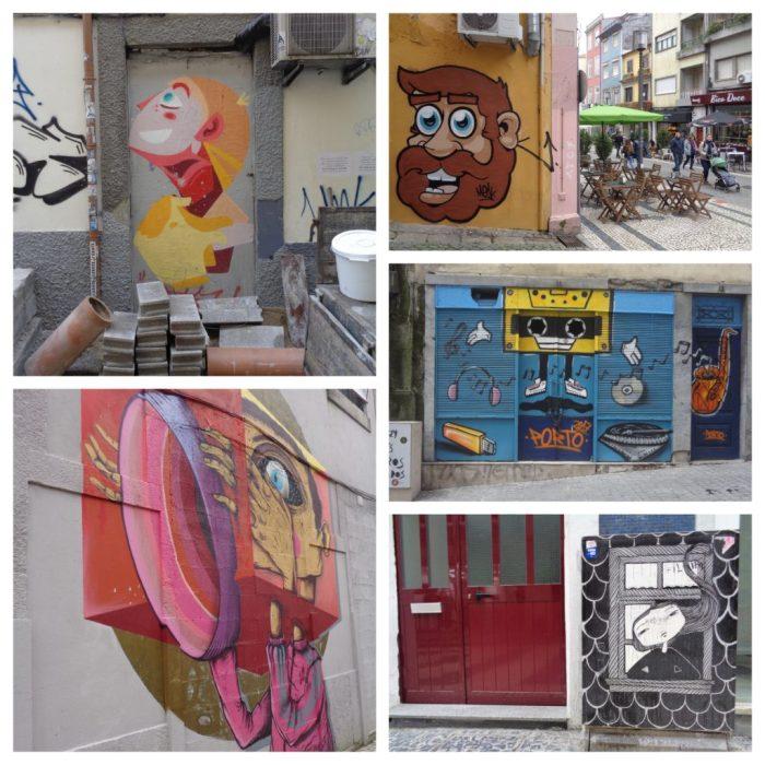 Porto: a caccia di Street Art