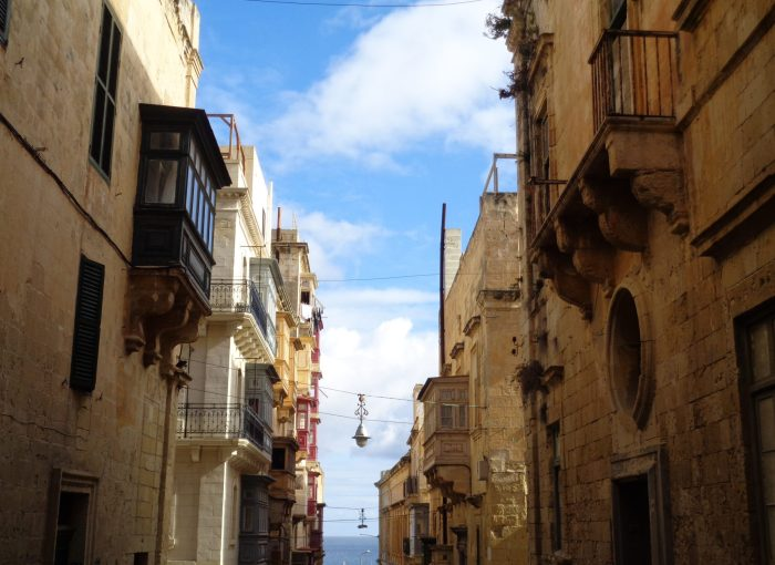 Passeggiando per la Valletta