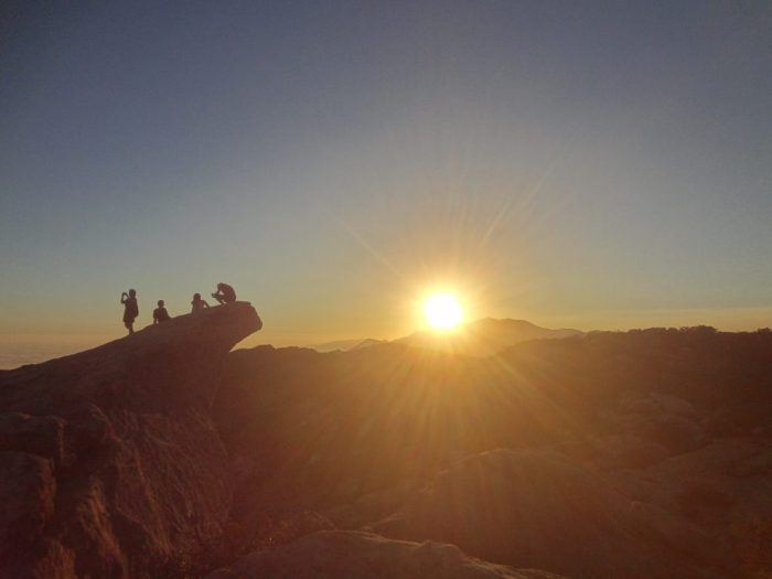 Dove vedere il tramonto a Santa Barbara - Lizard's mouth